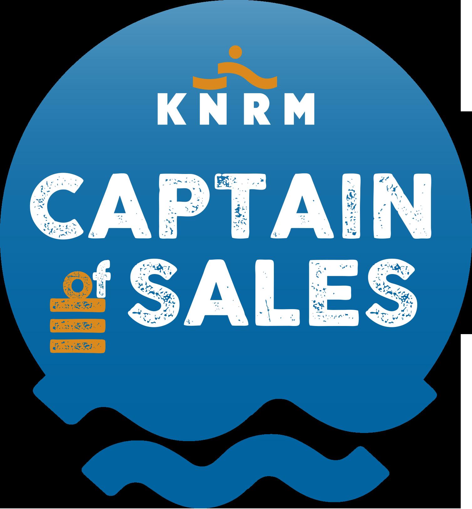 KNRM Captain of Sales
